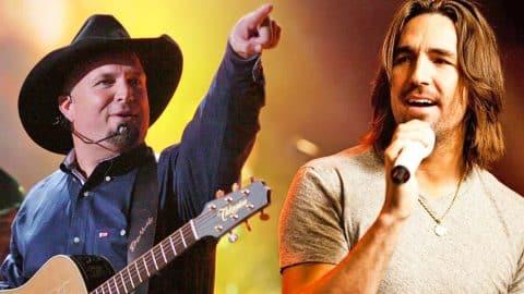 "Jake Owen Wows With Garth Brooks' ""Unanswered Prayers"" (VIDEO)   Country Music Videos"