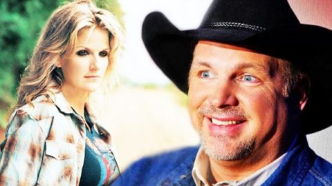 """Garth Brooks Says Wife Trisha Yearwood Is """"Every Man's Dream"""" (VIDEO)   Country Music Videos"""