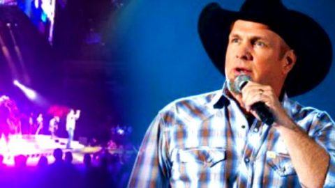 Garth Brooks – People Loving People (Live)   Country Music Videos