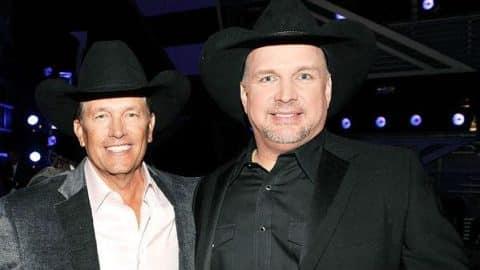 Garth Brooks Interview On George Strait | Country Music Videos