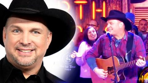 Garth Brooks Performs 'Friends in Low Places' on Today Show (VIDEO) | Country Music Videos