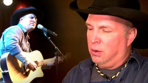 Garth Brooks Tears Up Over His Most Personal Album Yet (VIDEO) | Country Music Videos