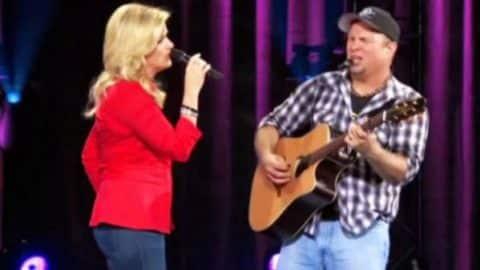 Garth Brooks and Trisha Yearwood – The Call | Country Music Videos