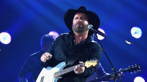 Garth Brooks Shares Praiseworthy Reason Behind Lip Synced CMA Performance | Country Music Videos