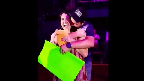 Garth Brooks Brings Audience To Tears With Epic Mid-Concert Gender Reveal | Country Music Videos
