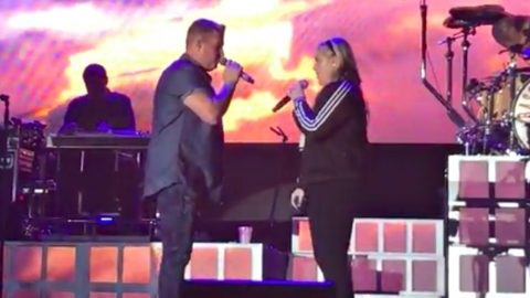 Rascal Flatts' Gary LeVox Joined By Daughter For Epic Duet | Country Music Videos