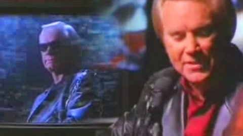 George Jones – High-Tech Redneck (WATCH) | Country Music Videos