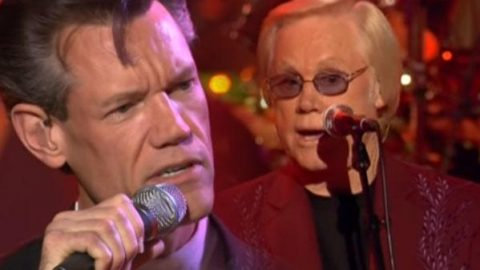 George Jones and Randy Travis – DUET – A Few Ole Country Boys   Country Music Videos