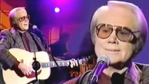 George Jones – Back Down To Hung Up On You (Live) (VIDEO)   Country Music Videos