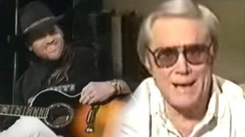 George Jones – Billy Ray Wrote A Song (Live on The George Jones Show) | Country Music Videos