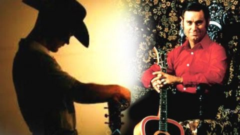 George Jones – Call The Wrecker For My Heart (WATCH) | Country Music Videos