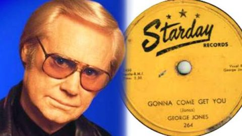 George Jones – Gonna Come Get You (VIDEO) | Country Music Videos