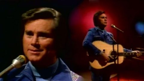 George Jones – Her Name Is | Country Music Videos