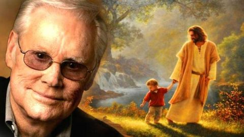 George Jones – In The Garden (VIDEO) | Country Music Videos