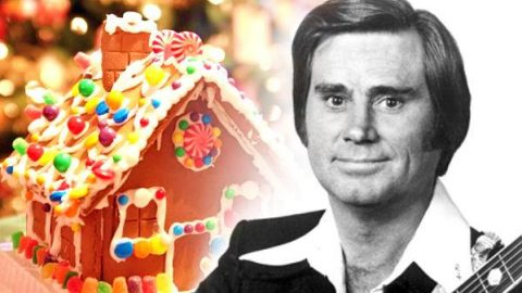 George Jones – Lonely Christmas Call (VIDEO) | Country Music Videos
