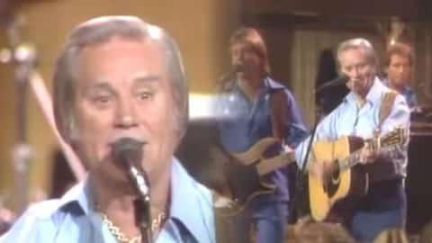 George Jones – No Show Jones | Country Music Videos