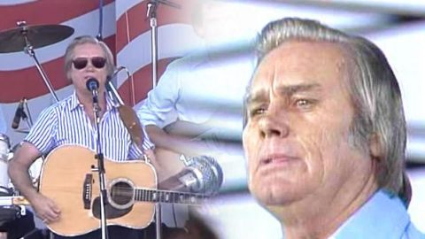 George Jones – Somebody Wants Me Out Of The Way (VIDEO) | Country Music Videos