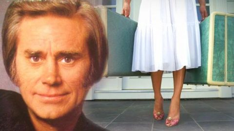 George Jones – There Goes My Everything (WATCH) | Country Music Videos