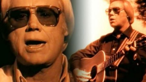 George Jones – Walls Can Fall (WATCH) | Country Music Videos