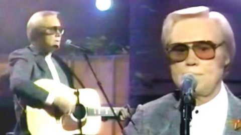 George Jones – You Comb Her Hair (WATCH) | Country Music Videos