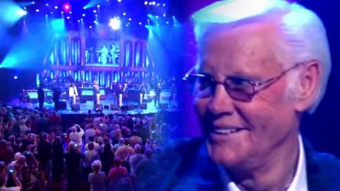 George Jones' 80th Birthday Tribute – I Don't Need Your Rockin' Chair (VIDEO) | Country Music Videos