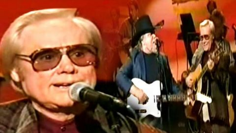 George Jones & Johnny Paycheck – I'm Ragged But I'm Right (WATCH)   Country Music Videos