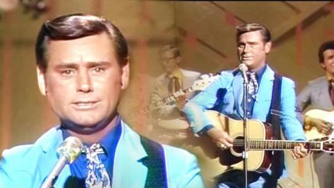George Jones Medley (Live On The Johnny Cash Show) | Country Music Videos