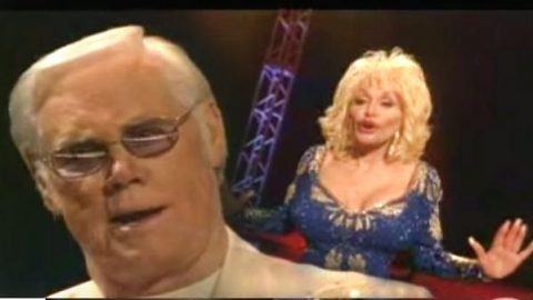 George Jones and Dolly Parton – The Blues Man (WATCH) | Country Music Videos