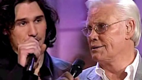 George Jones and Joe Nichols – Yesterday's Wine (on Opry Live) (VIDEO) | Country Music Videos