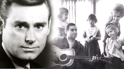George Jones and Tammy Wynette – He Is My Everything | Country Music Videos