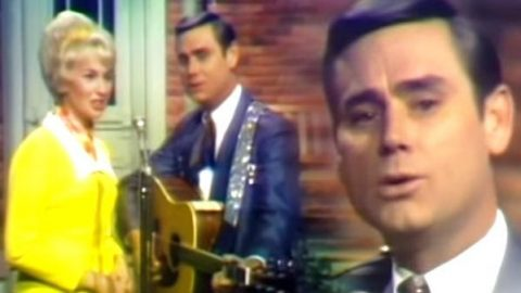 George Jones and Tammy Wynette – Milwaukee Here I Come | Country Music Videos