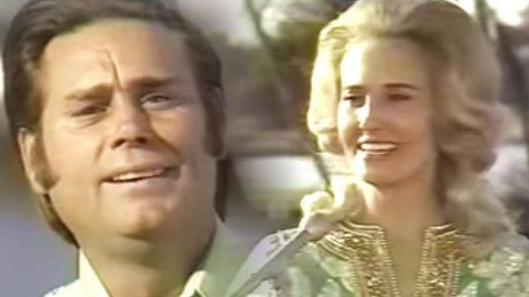 George Jones and Tammy Wynette – We're Gonna Try To Get Along (VIDEO)   Country Music Videos