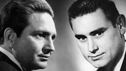 George Jones and Willie Nelson – Half A Man (VIDEO) | Country Music Videos
