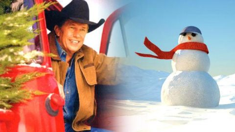 George Strait – Frosty the Snowman (VIDEO)   Country Music Videos