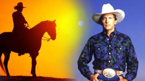 George Strait – If Heartaches Were Horses (WATCH) | Country Music Videos