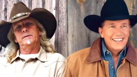 George Strait – West Texas Town (with Dean Dillon)   Country Music Videos