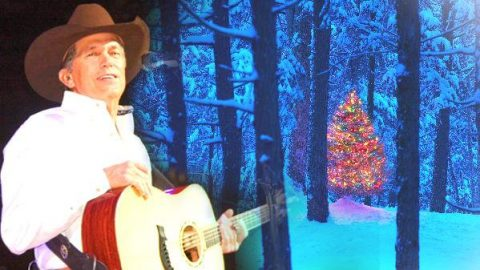 George Strait – What A Merry Christmas This Could Be (VIDEO)   Country Music Videos