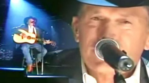 George Strait – Where Were You (When The World Stopped Turning) | Country Music Videos