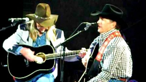 George Strait and Dean Dillon – Honky Tonk Crazy (Live) (WATCH)   Country Music Videos