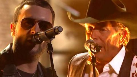 George Strait and Eric Church – Cowboys Like Us (Live – CMA Awards 2014) (VIDEO) | Country Music Videos