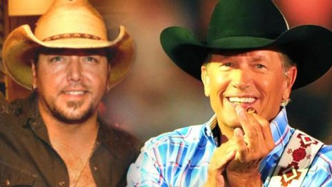 George Strait and Jason Aldean – Fool Hearted Memory (The Cowboy Rides Away Special) (VIDEO) | Country Music Videos