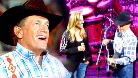 George Strait and Sheryl Crow – Here For A Good Time (Live) (VIDEO) | Country Music Videos
