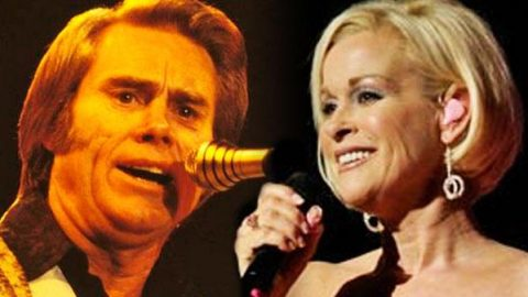 George Jones and Lorrie Morgan – Welcome To My World (WATCH)   Country Music Videos