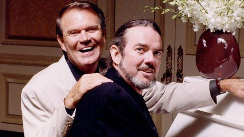 Jimmy Webb Shares Update On Glen Campbell's Battle With Alzheimer's | Country Music Videos