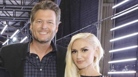 Blake Shelton & Gwen Stefani Fly South For Engagement Party | Country Music Videos