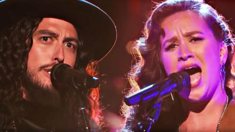 'House Of The Rising Sun' Duet Left 'Voice' Coaches With Impossible Decision | Country Music Videos