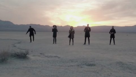A Cappella Group Pentatonix Releases Moving Video For Leonard Cohen's 'Hallelujah' | Country Music Videos