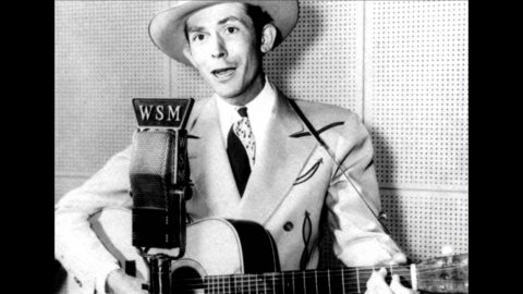 Hank Williams' Rare Demo Of 'Jesus Died For Me' Will Leave You Speechless | Country Music Videos