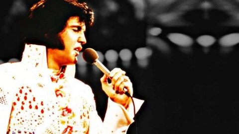 Hear Elvis Presley's Chilling Isolated Vocal Track For 'Suspicious Minds' | Country Music Videos