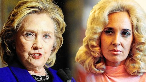 Flashback: Hillary Clinton's Outrageous Scandal With Tammy Wynette | Country Music Videos